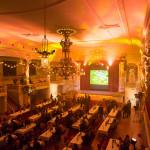 "Ballsaal ""Neue Welt"" Zwickau ADAC - Pokal 2014 © Michael Krause · motorphoto.de"